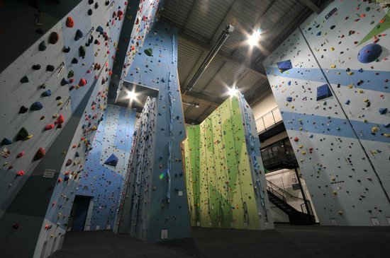 Harrogate Climbing Centre's Smaller Walls!