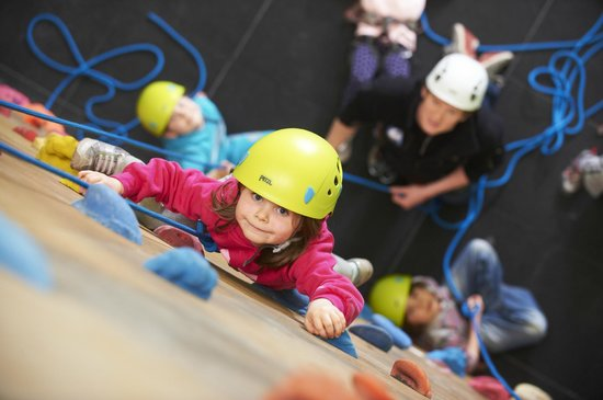 Great kid's activity clubs and parties at Harrogate Climbing Centre