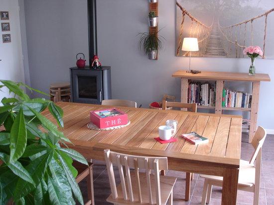 Biscotte B&B - maison d'hote Lyon Décines