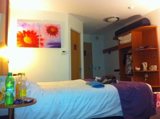 Premier Inn Runcorn Hotel: Lovely room