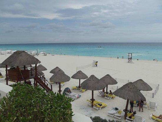 Park Royal Cancun: Área da praia.