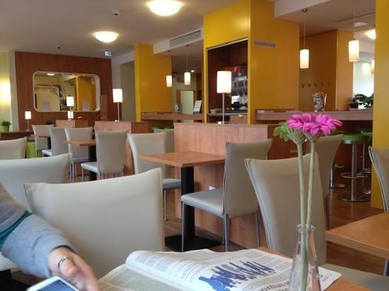 B&B Hotel Frankfurt City-Ost: colazione