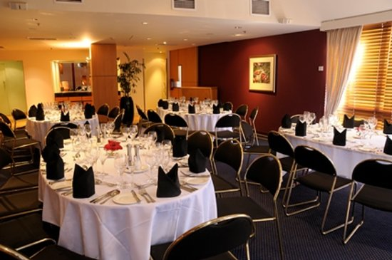 Amora Hotel Wellington: Private Dining Room
