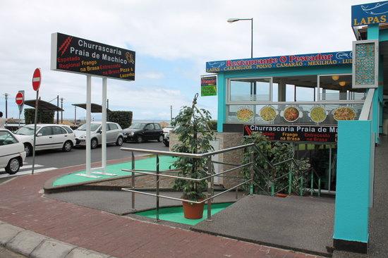 Churrascaria Restaurante Praia de Machico