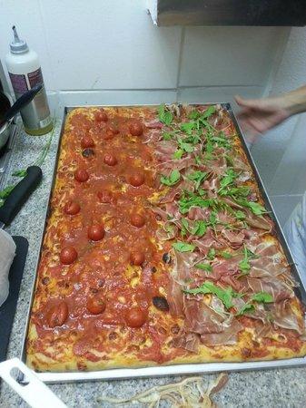 IL Nocino : une autre variete de pizza