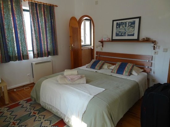 Casa do Valle: Room on 2nd level of B&B