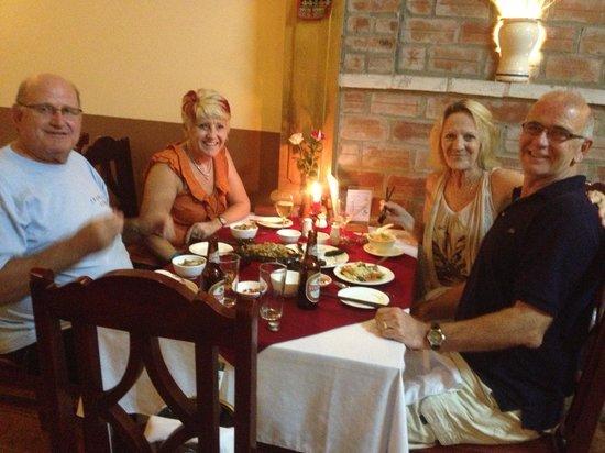 Chapa Garden Restaurant: Excellent meal