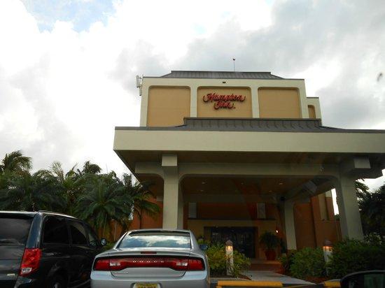 Hampton Inn Miami-Airport West : Hotel