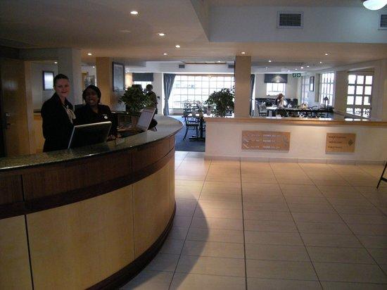 Road Lodge Richards Bay : Lobby area