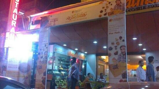 Palmshore Restaurant: In Ramadan