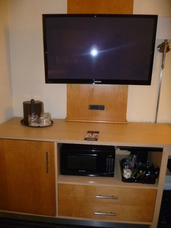 Millwood Inn & Suites : Tv