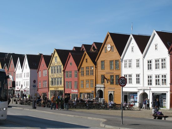 The Hanseatic Hotel : Bryggen, the Old Hanseatic wharf