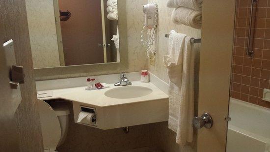 رمادا فاينلاند ميلفيل أريا: Bathroom