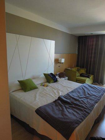 Protur Sa Coma Playa Hotel & Spa: Bett