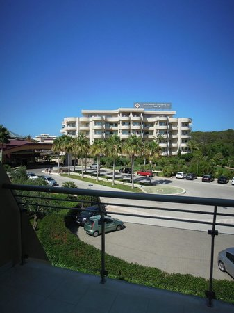 Protur Sa Coma Playa Hotel & Spa: Aussicht vom Balkon