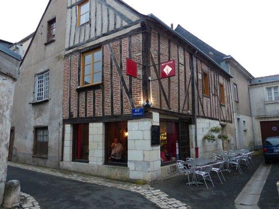 La Fourchette: La façade