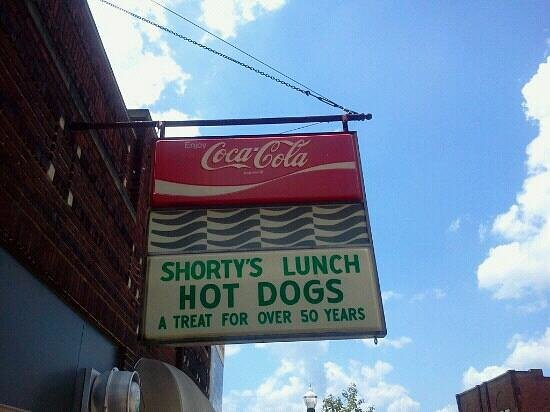 Shorty's Lunch: *