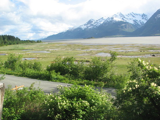 River House : view Chilkat River