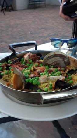 The Anchorage: Paella