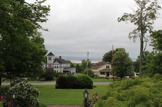 Blomidon Inn : View from the restaurant