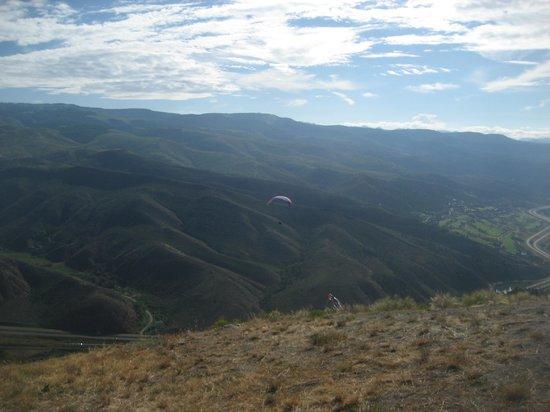 Vail Valley Paragliding Tandem Adventures: In Flight!