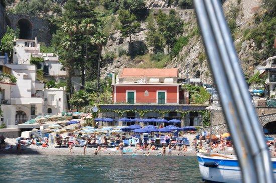 Hotel Alfonso a Mare: Marina di Praia