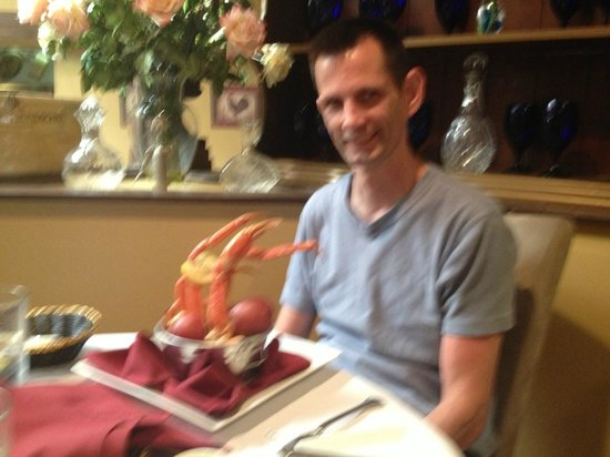 Hugo's Seafood & Steakhouse: Low Country Crab Boil