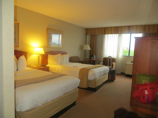 Atlantica Oak Island Resort & Conference Centre: Two doubles