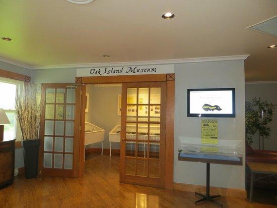 Atlantica Oak Island Resort & Conference Centre: Oakisland Museum
