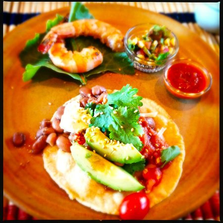 Sakura Ridge - The Farm and Lodge: Mexican breakfast