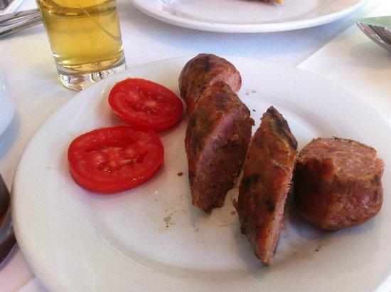 El Zorzal: Chorizo Argentino