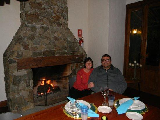 La Casa de los Limoneros : Estamos en el comedor antes de cenar