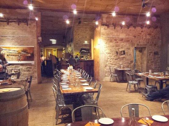North Star Inn Restaurant: heritage charm modernised