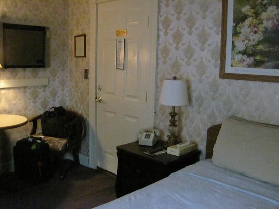 Inn at St. John: My single room