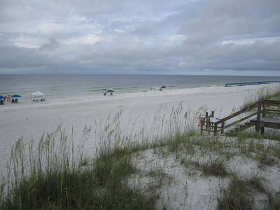 Embassy Suites by Hilton Destin - Miramar Beach: the private beach