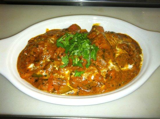 Taj Restaurant : Chicken Tikka Masala