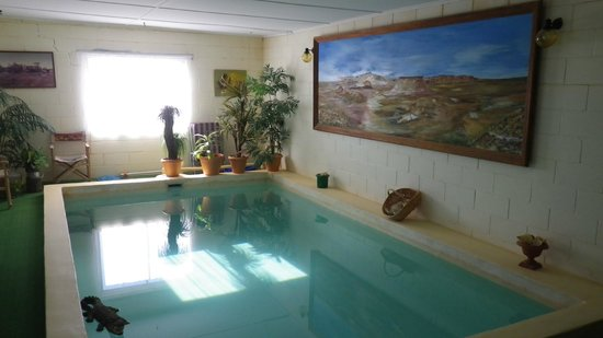 Fayes Underground Home Indoor Pool Games Room