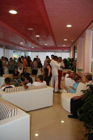 Hotel Baia del Mar: Aperitivando.....