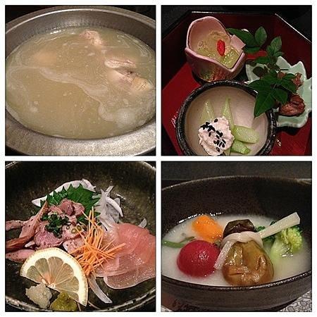 Hakata Hanamidori, Hakata Ekimae: 博多祇園山笠にちなんで山笠コースを頂きました。こんなに美味しい水炊きは食べたこと無いです。他のお料理もとても美味しかったです。