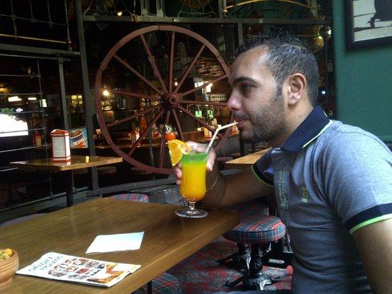 Best Western Plus The President Hotel: welcoming drink