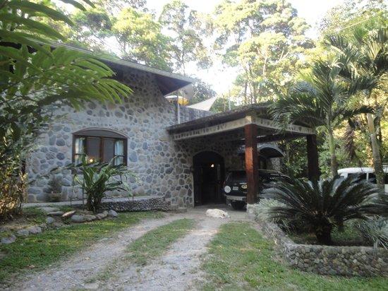 Casa Cangrejal B&B Hotel: Main entrnce