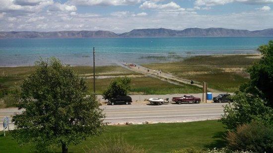 Bluebird Inn : View from Beehive room