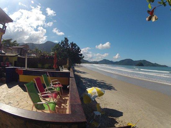 Pousada Casa na Praia: Frente Praia