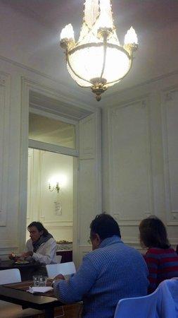 Hotel Mundial: Café da manhã