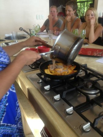 Anamaya Resort & Retreat Center: Cooking Class