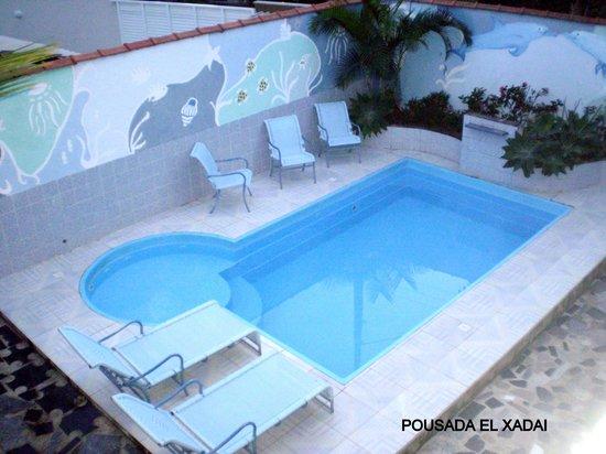 Pousada Elxadai: piscina