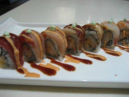 Okini: Tiger Roll