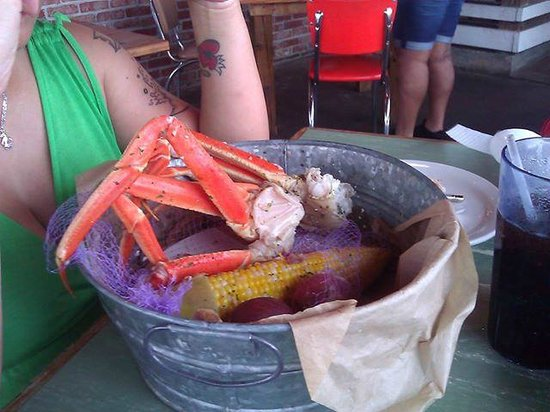 Joe's Crab Shack, Fayetteville - Menu, Prices & Restaurant Reviews
