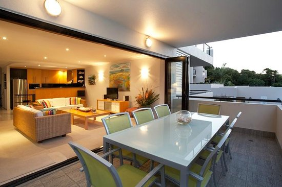Papillon Coolum: Villa 7 outdoor dining