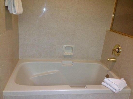 Nice Luxor Las Vegas: Bathtub Was Deeper Than Usual